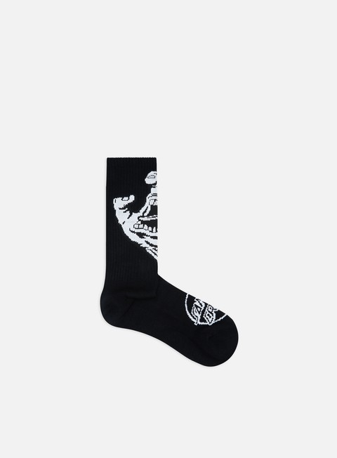 Socks Santa Cruz Screaming Hand Mono Socks