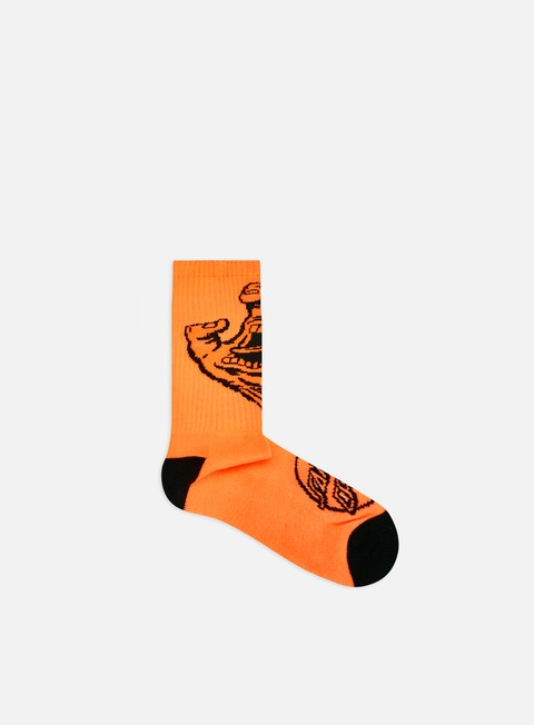 Outlet e Saldi Calze Santa Cruz Screaming Hand Mono Socks