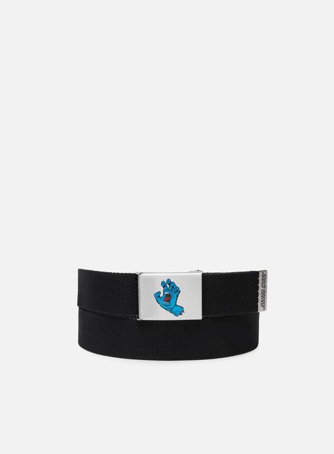 Cinture Santa Cruz Screaming Mini Hand Belt