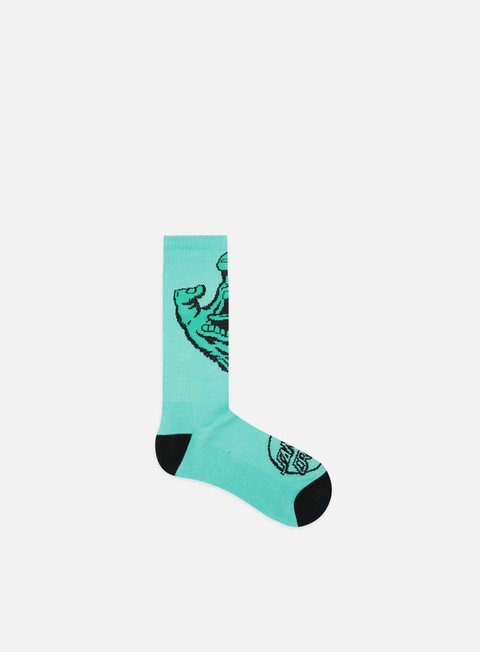 Outlet e Saldi Calze Santa Cruz Screaming Mono Hand Socks