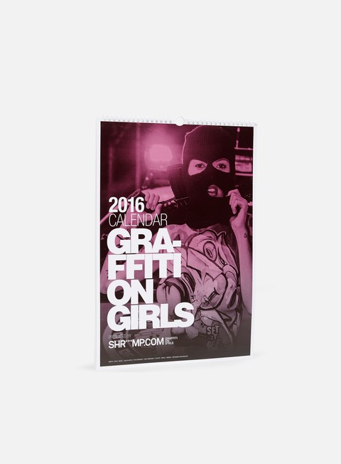 accessori shriiimp calendar 2016