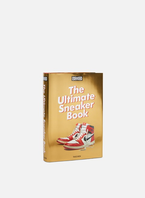 Books   The Ultimate Sneaker Book