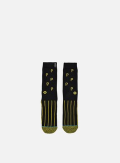 Stance - 1909 Anthem Crew Socks, Yellow 1