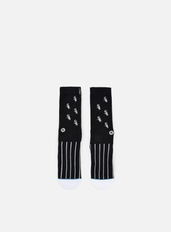 Stance - 1919 Anthem Crew Socks, Black 1