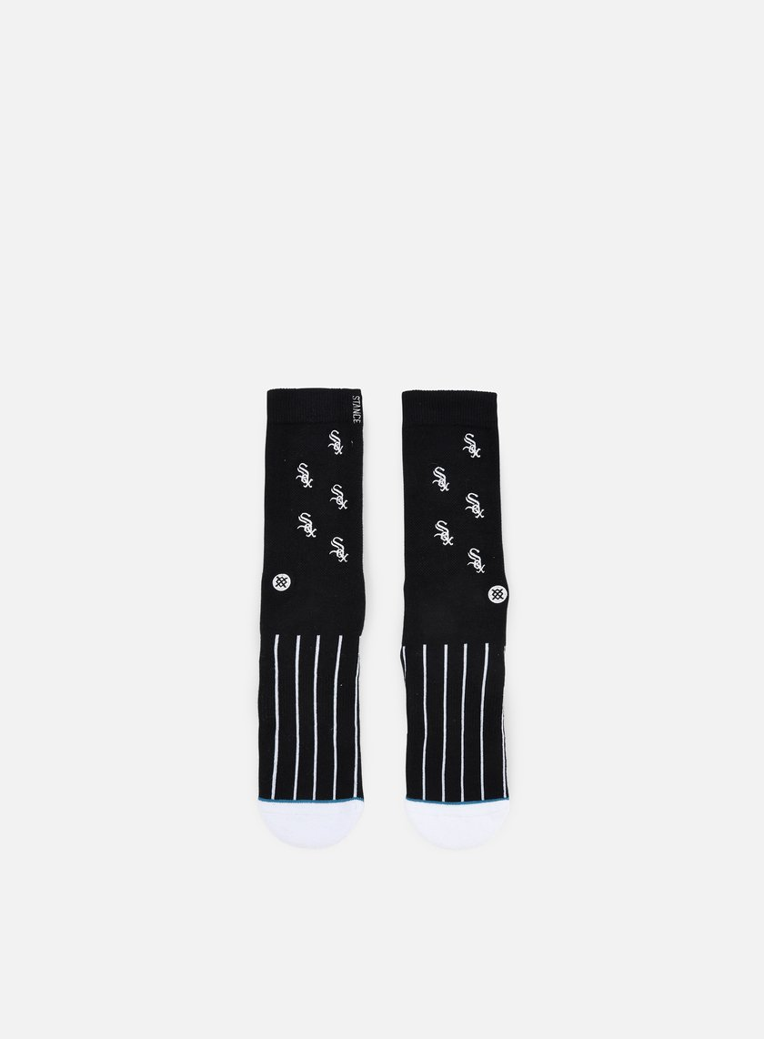 Stance - 1919 Anthem Crew Socks, Black
