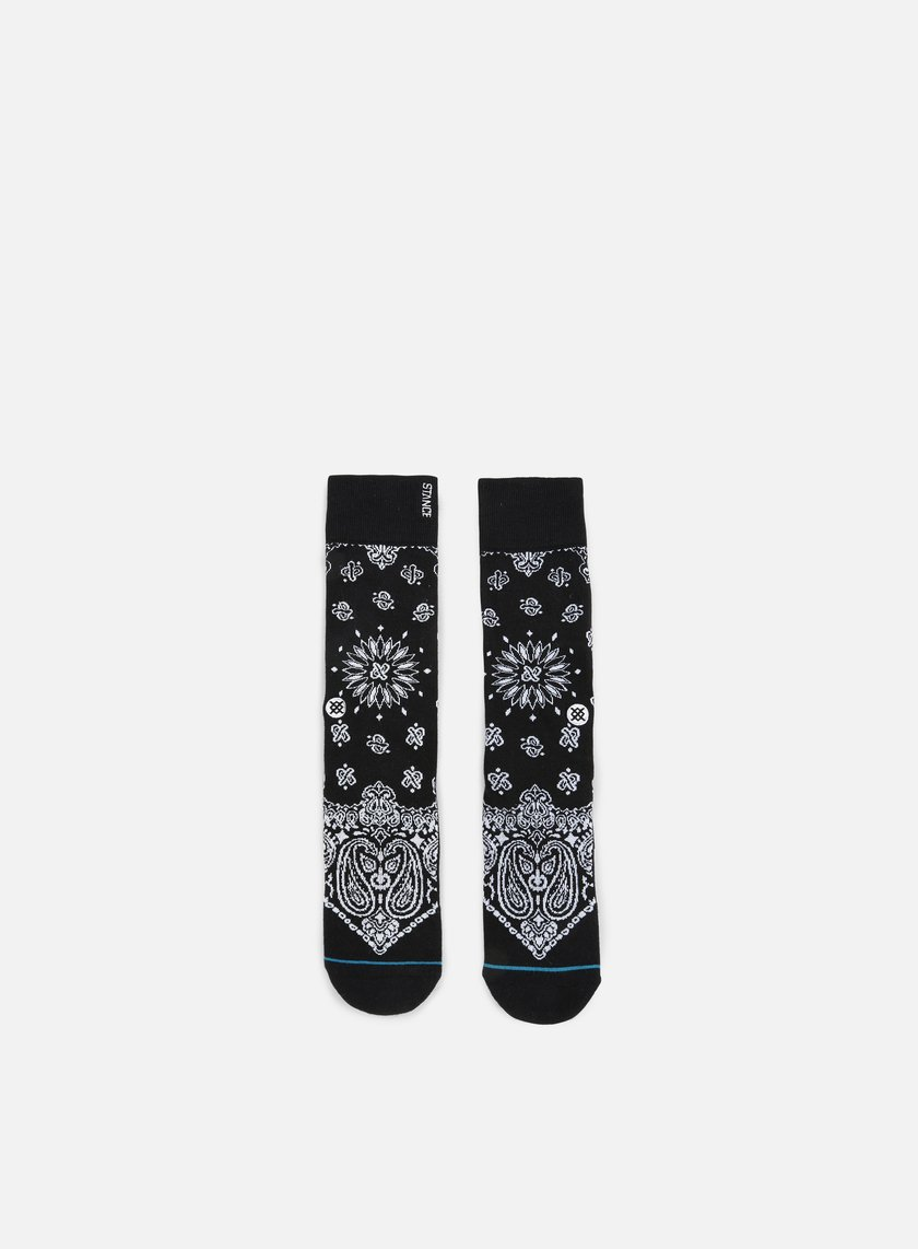 Stance - 1994 Anthem Crew Socks, Black