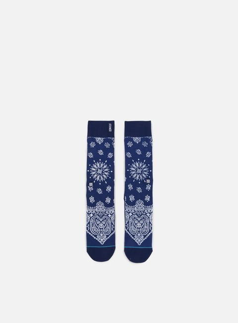accessori stance 1994 anthem crew socks navy