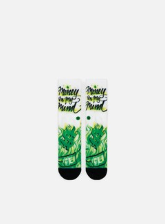 Stance Airbrush Money Crew Socks