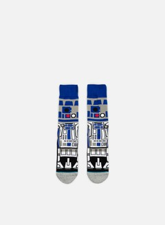 Stance - Artoo Star Wars Socks, Blue 1
