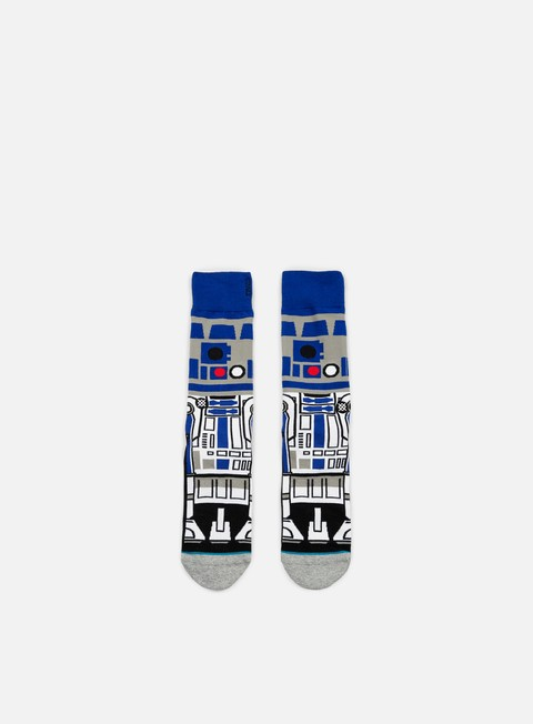 accessori stance artoo star wars socks blue