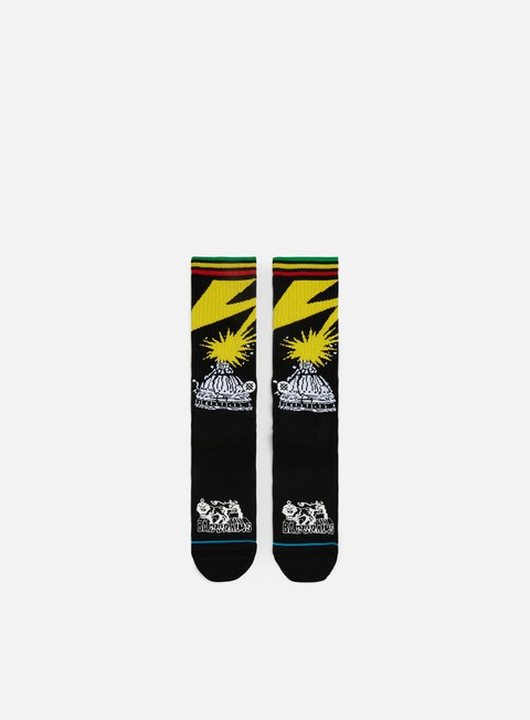 accessori stance bad brains crew socks black