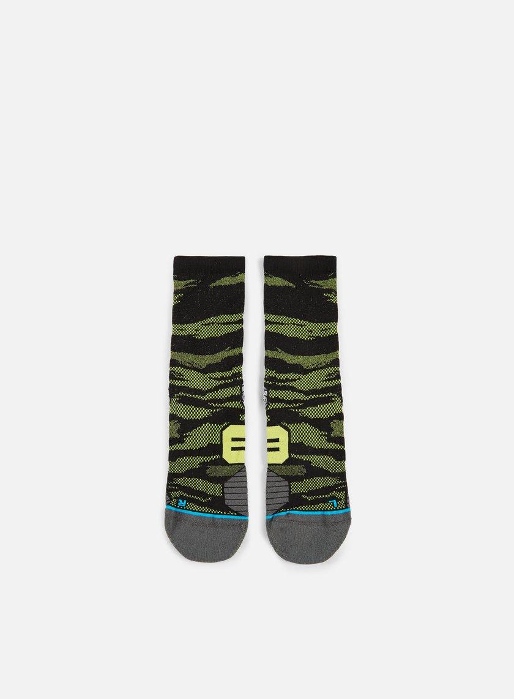 Stance - Bandit Run Crew Socks, Green