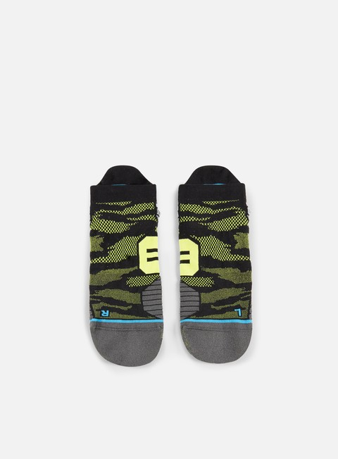accessori stance bandit run tab socks green