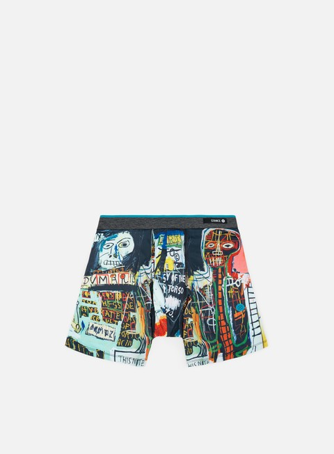 accessori stance basquiat bb underwear multi color