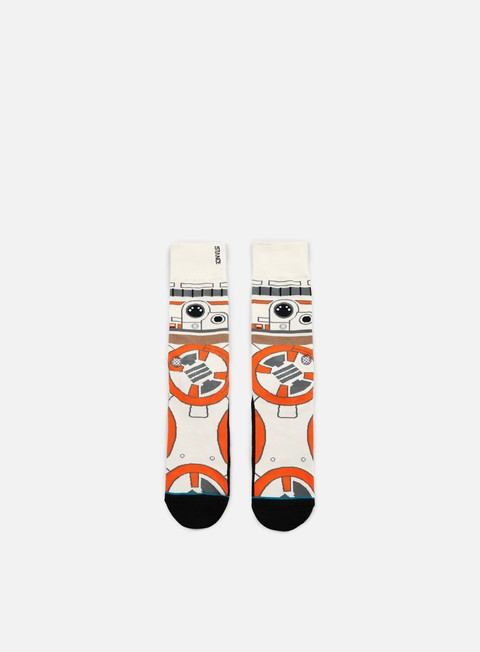accessori stance bb8 star wars socks tan