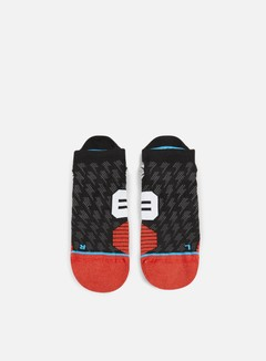 Stance - Bolt Run Tab Socks, Black 1