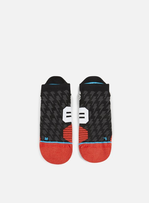 accessori stance bolt run tab socks black