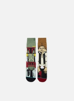 Stance - Bounty Star Wars Socks, Green 1