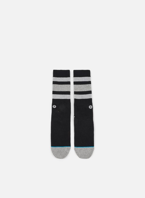 accessori stance boyd 3 crew socks black