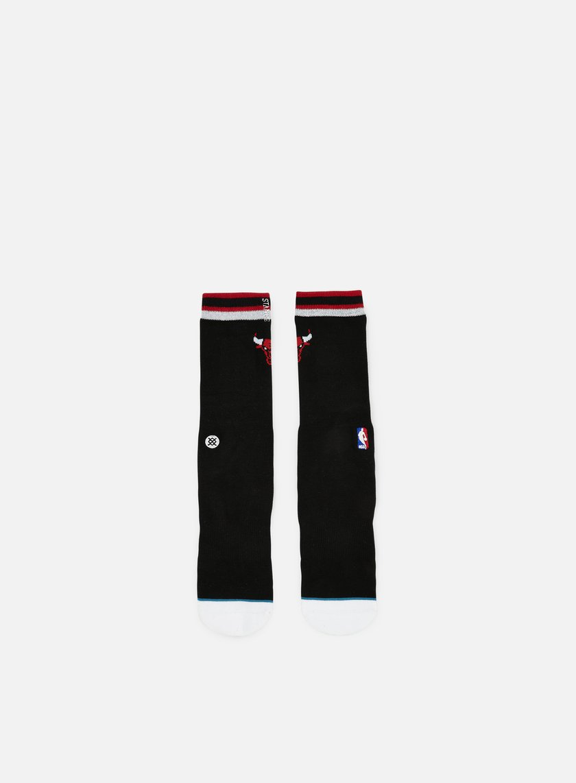Stance - Bulls Arena Logo Crew Socks, Black