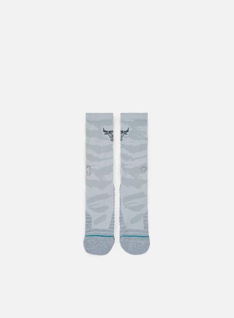 accessori stance bulls snow crew socks grey