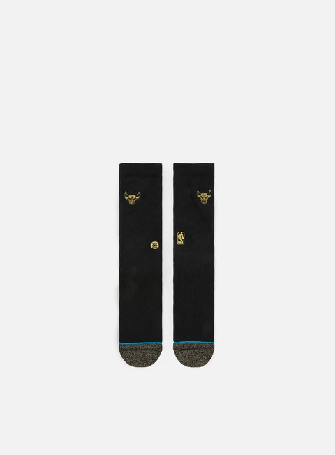 accessori stance bulls trophy crew socks black