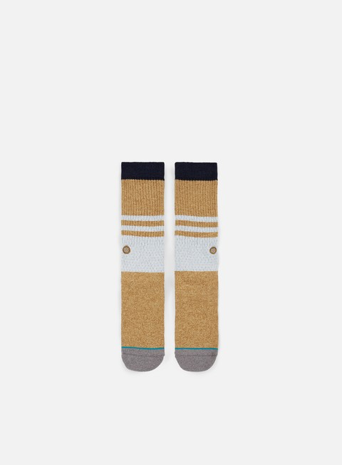accessori stance carew crew socks amber