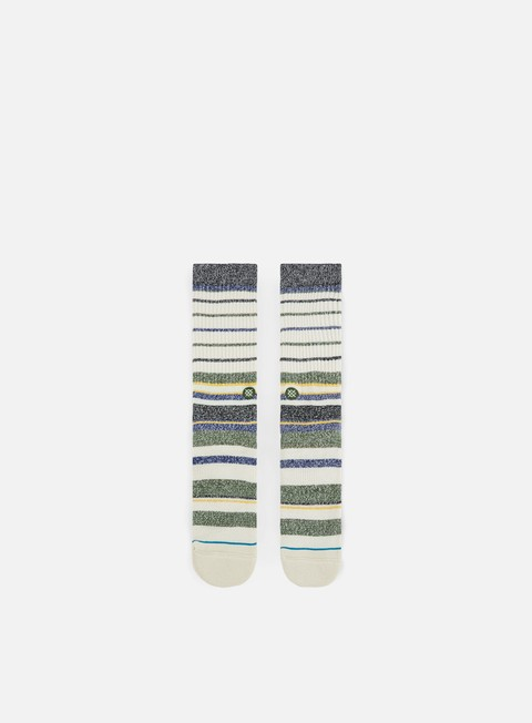 accessori stance castro crew socks natural