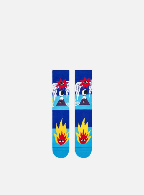 Socks Stance Cavolo Shooting Star Crew Socks