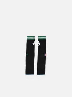 Stance - Celtics Arena Logo Crew Socks, Black 1