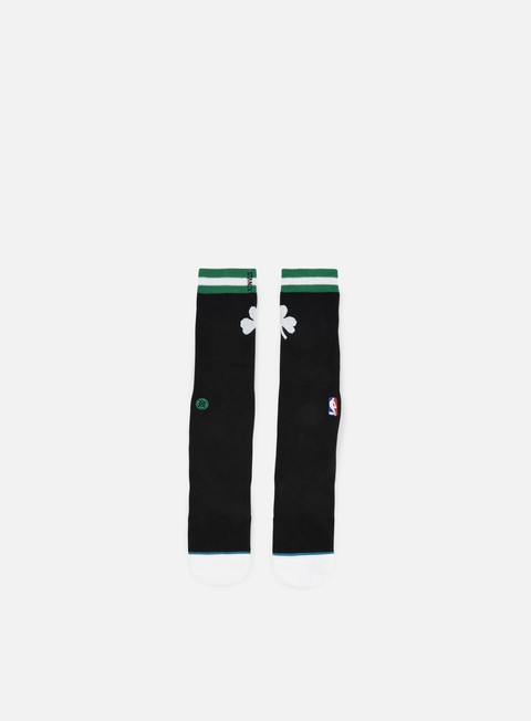 accessori stance celtics arena logo crew socks black