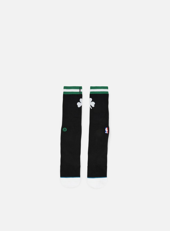 Stance - Celtics Arena Logo Crew Socks, Black