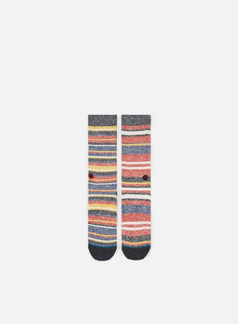 accessori stance chateau crew socks red