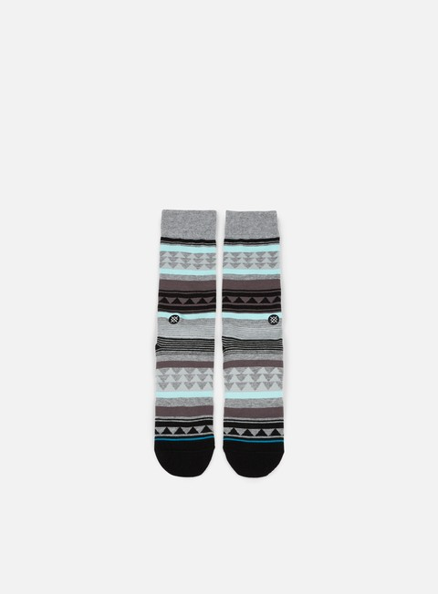 accessori stance creek crew socks grey