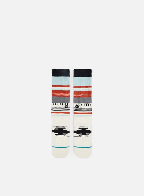accessori stance cruz crew socks natural