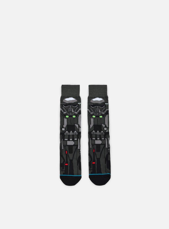 Stance - Death Trooper Star Wars Socks, Black