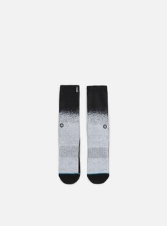 Stance - Dissolve Anthem Crew Socks, Grey Heather