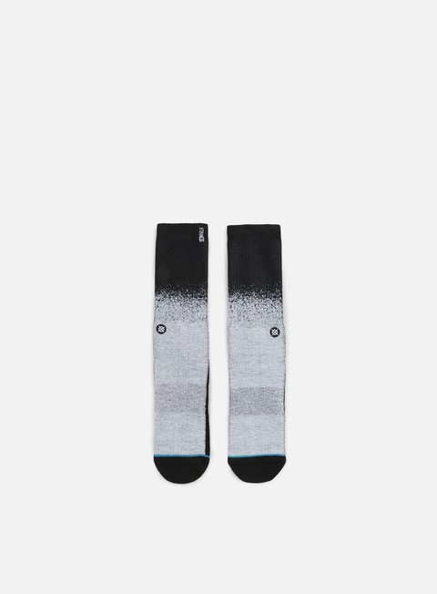accessori stance dissolve anthem crew socks grey heather