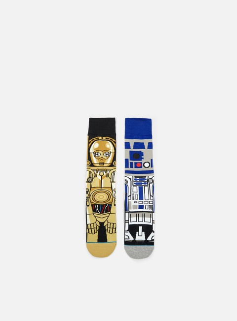 accessori stance droid star wars socks blue