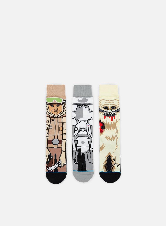 Stance - Empire Strikes Star Wars 3 Socks Pack