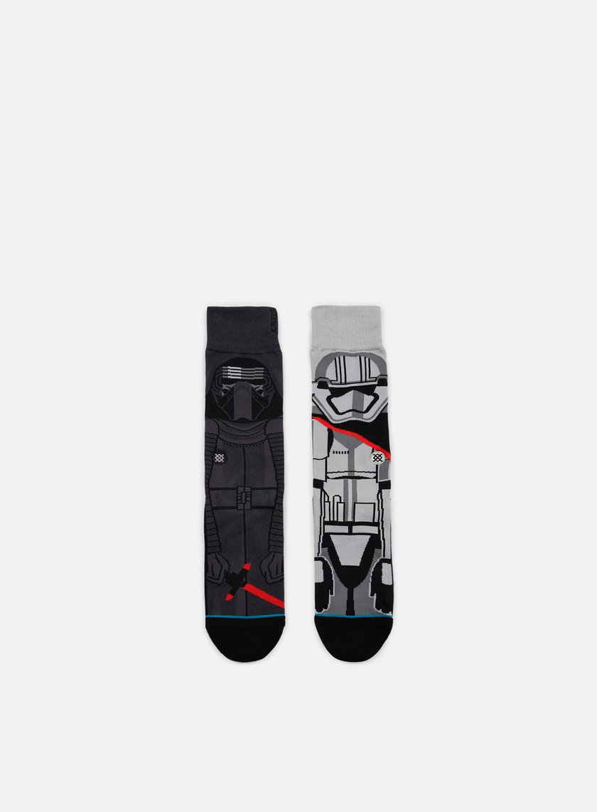 Stance - First Order Star Wars Socks, Dark Grey