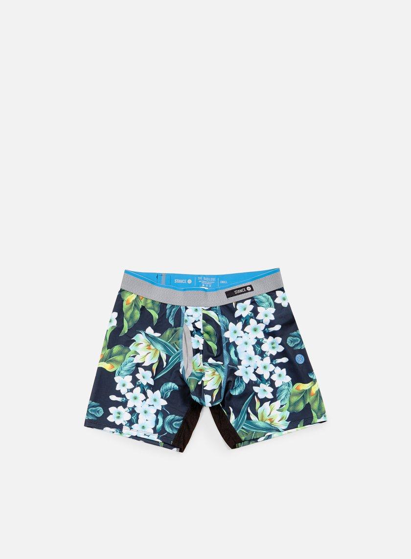 Stance - Flora Underwear, Black