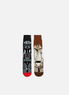 Stance - Force Star Wars Socks, Black 1