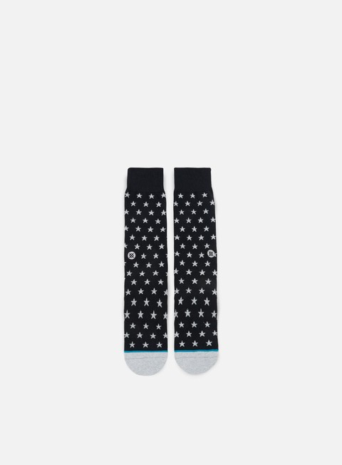 accessori stance gamma crew socks black