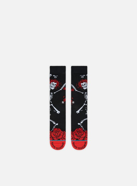 Stance Grateful Dead Head Crew Socks