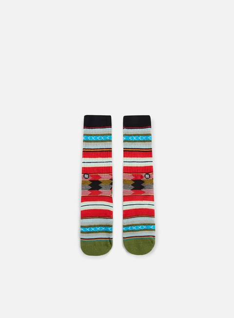 accessori stance guadalupe crew socks black