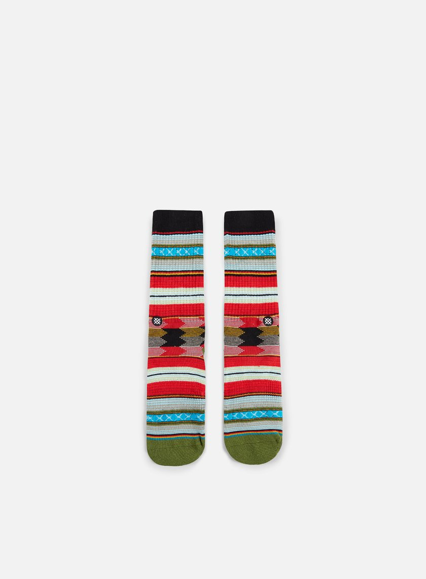 Stance - Guadalupe Crew Socks, Black
