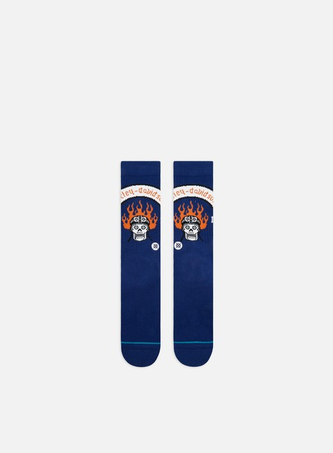 Calze Stance Harley Badge Crew Socks