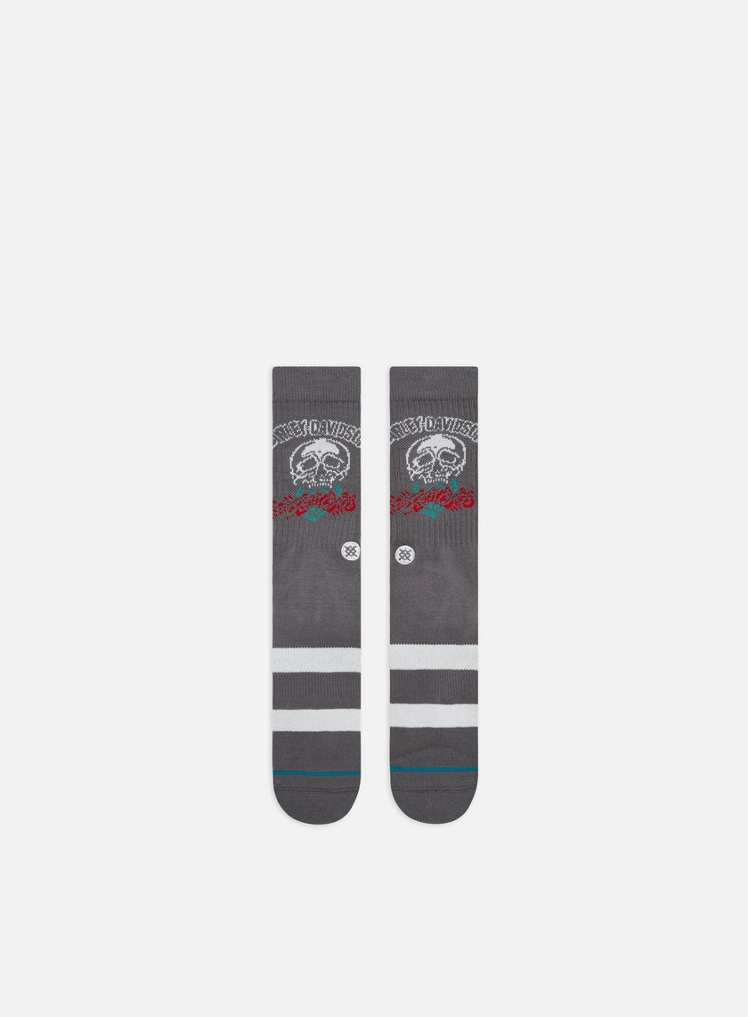 Stance Harley Roses Are Red Crew Socks