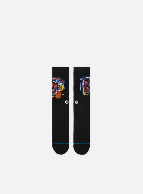 accessori stance head case crew socks black
